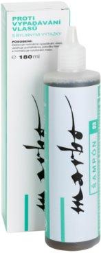 Marbo Hair Care champú anticaída 1