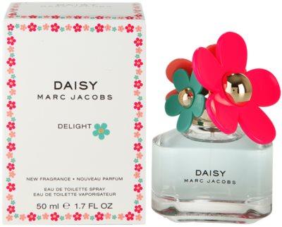 Marc Jacobs Daisy Delight toaletní voda pro ženy