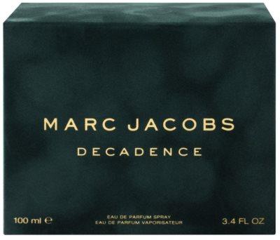 Marc Jacobs Decadence eau de parfum para mujer 4