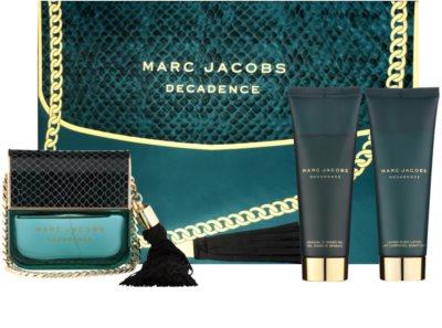 Marc Jacobs Decadence coffret presente