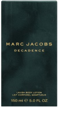 Marc Jacobs Decadence leche corporal para mujer 1