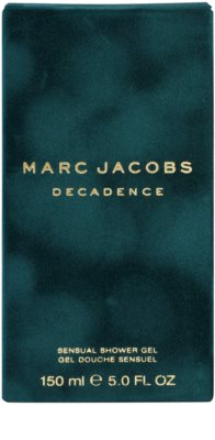 Marc Jacobs Decadence душ гел за жени 3