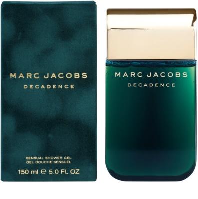 Marc Jacobs Decadence sprchový gel pro ženy