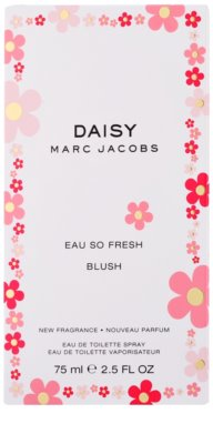 Marc Jacobs Daisy Eau So Fresh Blush eau de toilette para mujer 4