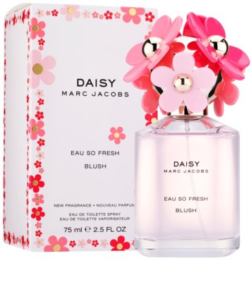 Marc Jacobs Daisy Eau So Fresh Blush eau de toilette para mujer 1
