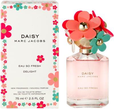 Marc Jacobs Daisy Eau So Fresh Delight toaletní voda pro ženy