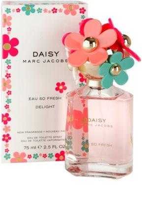 Marc Jacobs Daisy Eau So Fresh Delight toaletní voda pro ženy 1
