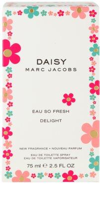 Marc Jacobs Daisy Eau So Fresh Delight toaletní voda pro ženy 4