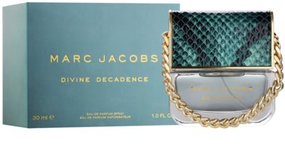 Marc Jacobs Divine Decadence парфюмна вода за жени 1
