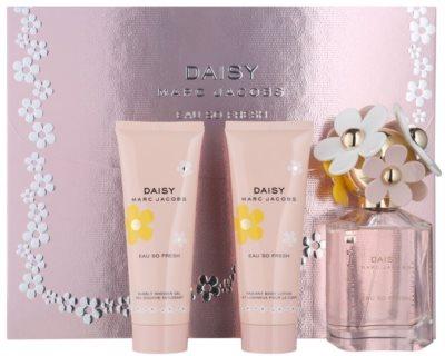 Marc Jacobs Daisy Eau So Fresh set cadou