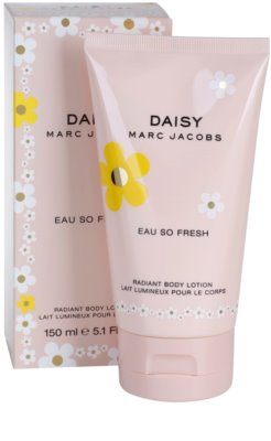 Marc Jacobs Daisy Eau So Fresh leche corporal para mujer 1