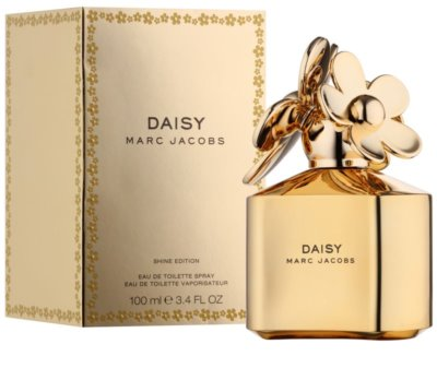 Marc Jacobs Daisy Shine Gold Edition toaletna voda za ženske 1