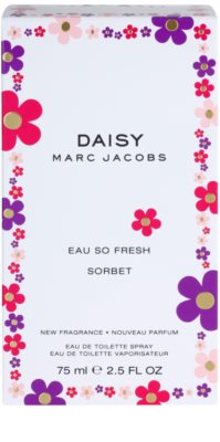 Marc Jacobs Daisy Eau So Fresh Sorbet Eau de Toilette for Women 4