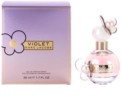 Marc Jacobs Violet eau de parfum para mujer