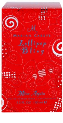Mariah Carey Lollipop Bling Mine Again eau de parfum para mujer 4
