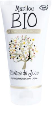 Marilou Bio Precious Argan Oil crema de zi hidratanta cu ulei de argan
