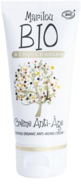 Marilou Bio Precious Argan Oil krem przeciwzmarszczkowy z olejkiem arganowym