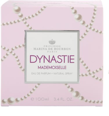 Marina de Bourbon Dynastie Mademoiselle eau de parfum nőknek 4