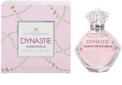 Marina de Bourbon Dynastie Mademoiselle eau de parfum nőknek