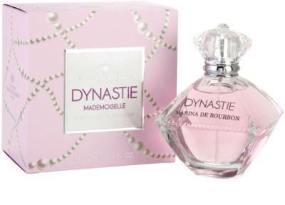 Marina de Bourbon Dynastie Mademoiselle eau de parfum nőknek 3