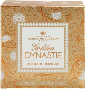 Marina de Bourbon Golden Dynastie Eau de Parfum para mulheres 4