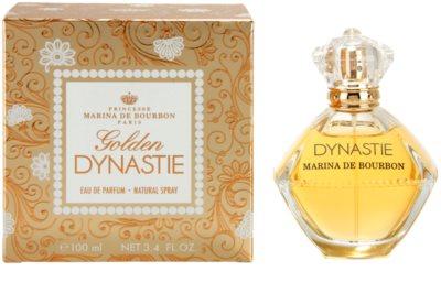 Marina de Bourbon Golden Dynastie Eau de Parfum para mulheres