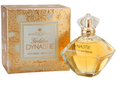Marina de Bourbon Golden Dynastie Eau de Parfum para mulheres 3