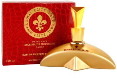 Marina de Bourbon Rouge Royal Elite eau de parfum nőknek 1