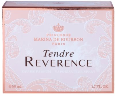 Marina de Bourbon Tendre Reverence eau de parfum para mujer 4