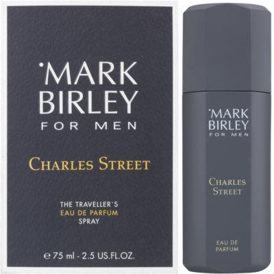 Mark Birley Charles Street eau de parfum férfiaknak  utazó csomag