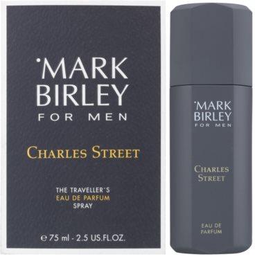 Mark Birley Charles Street parfumska voda za moške  potovalno pakiranje