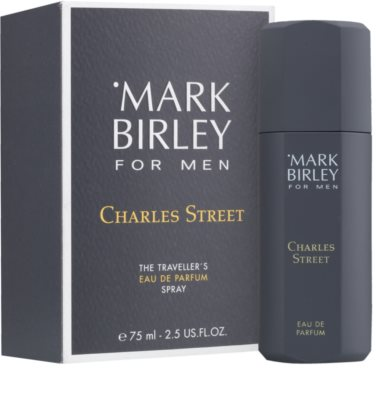 Mark Birley Charles Street Eau de Parfum für Herren  Travelpack 1