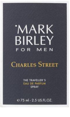 Mark Birley Charles Street Eau de Parfum für Herren  Travelpack 4