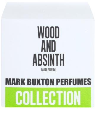 Mark Buxton Wood & Absinth Eau de Parfum unissexo 6