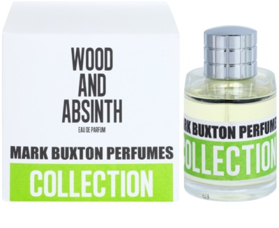 Mark Buxton Wood & Absinth eau de parfum unisex