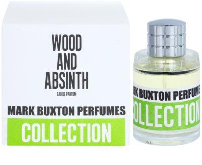 Mark Buxton Wood & Absinth Eau de Parfum unissexo