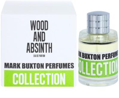Mark Buxton Wood & Absinth woda perfumowana unisex