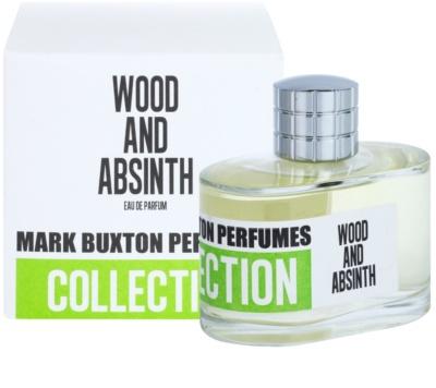 Mark Buxton Wood & Absinth Eau de Parfum unissexo 1