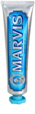 Marvis Aquatic Mint zobna pasta