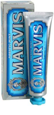 Marvis Aquatic Mint паста за зъби 1