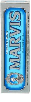 Marvis Aquatic Mint зубна паста 3