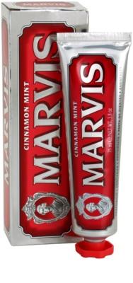 Marvis Cinnamon Mint Zahnpasta 2