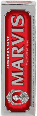 Marvis Cinnamon Mint Zahnpasta 3