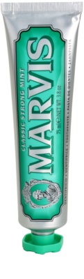 Marvis Classic Strong Mint zobna pasta