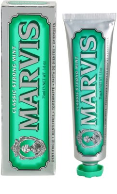 Marvis Classic Strong Mint pasta de dientes 2