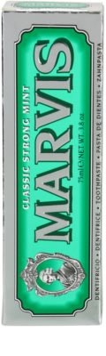 Marvis Classic Strong Mint pasta de dientes 3