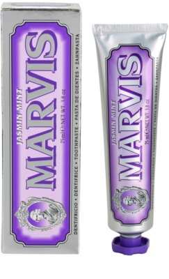 Marvis Jasmin Mint zubná pasta 1