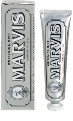Marvis Whitening Mint Toothpaste With Whitening Effect 2