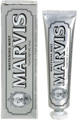 Marvis Whitening Mint pasta de dinti cu efect de albire 2