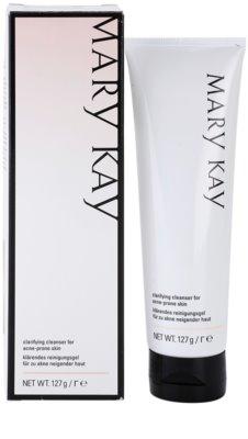 Mary Kay Acne-Prone Skin emulsão de limpeza para pele problemática, acne 2
